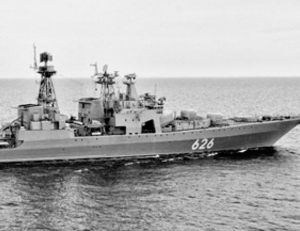 Спасение корабля российскими моряками вызвало волну абсурда на Украине »