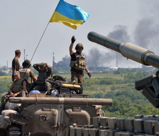 Киев смог собрать с украинцев 350 млн долларов на войну в Донбассе »