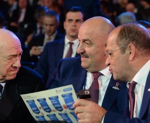 России стали известны соперники по Кубку конфедераций »