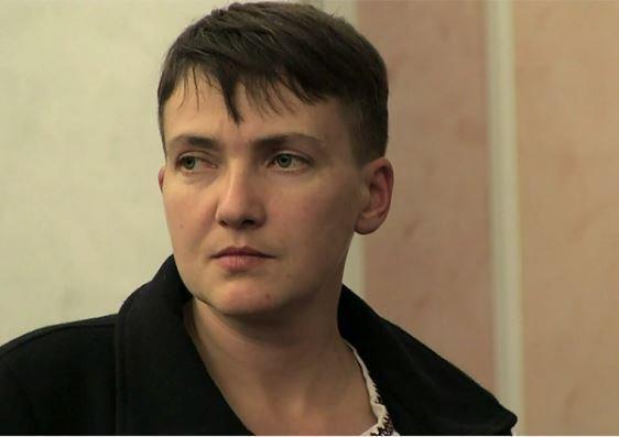Савченко намерена стать независимым политиком »