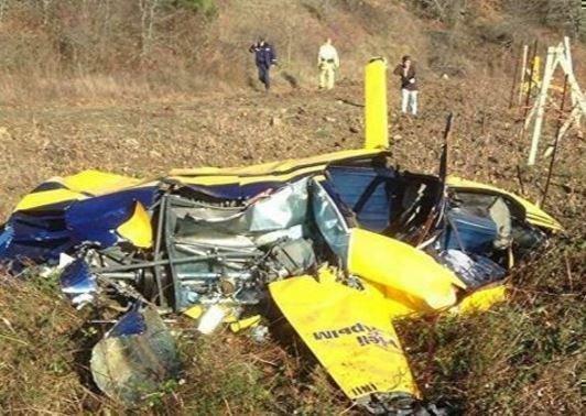 Стало известно число погибших при крушении вертолета в Крыму »