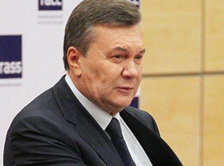 Янукович рассказал об инициаторах войны на Украине »