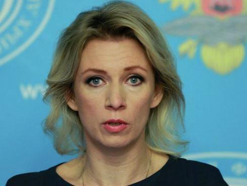Захарова жестко прокомментировала критику в сторону Навки »