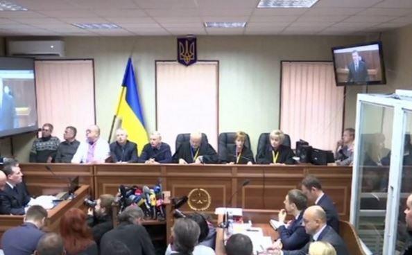 Украинские эксперты уверены, что суд Киева допросил Януковича по указанию из Москвы »