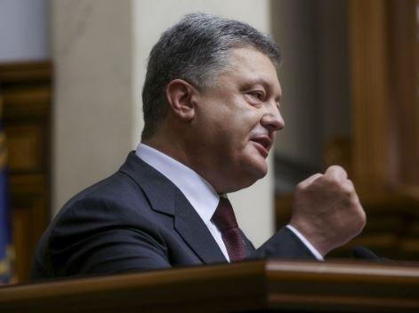 Порошенко назвал Россию угрозой пострашнее Чернобыльской катастрофы »