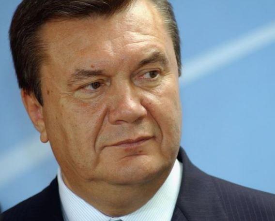 Янукович заявил, что Саакашвили получил какой-то знак от своих хозяев из США »