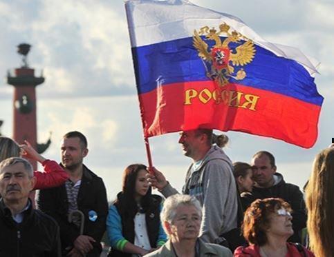 Желание граждан РФ дружить с Западом побило максимумы с начала века »