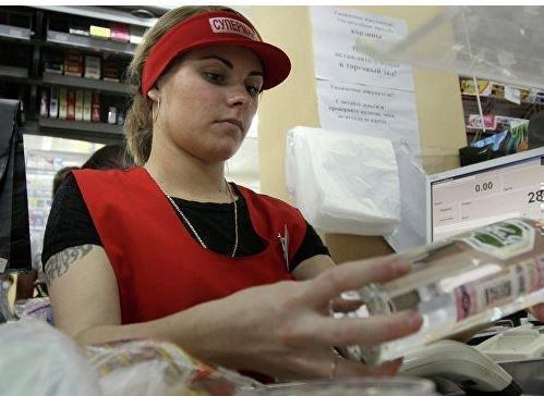 СМИ: в РФ будет смягчен запрет на продажу алкоголя без паспорта »