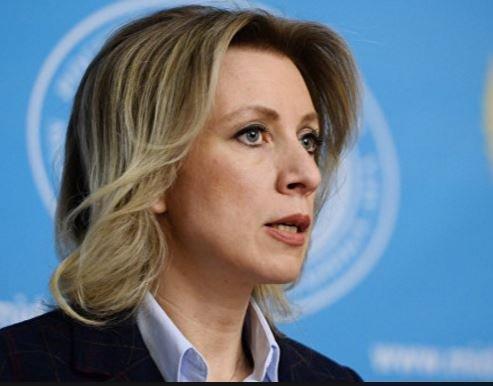 Захарова отреагировала на заявления Эрдогана о свержении Асада »