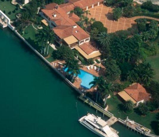СМИ рассказали, что Яценюк купил 24 виллы в Майами »