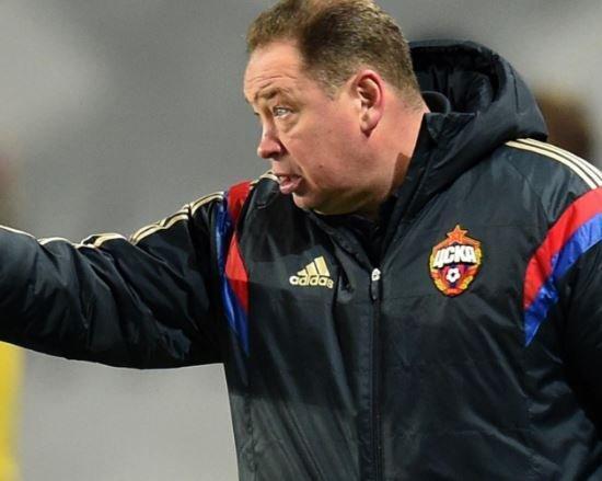 Слуцкий назвал имя своего преемника в ЦСКА »