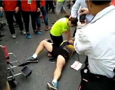 Два бегуна скончались на полумарафоне в Китае из-за отказа сердца »
