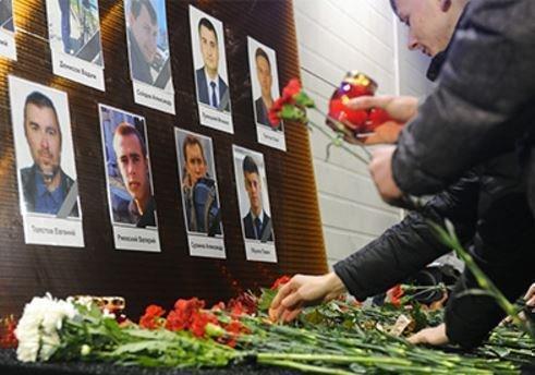 Водолазы рассказали о том, в каком состоянии нашли фюзеляж упавшего Ту-154 »