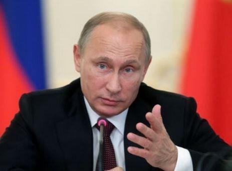 Путин позвал на елку в Кремль детей высланных из США российских дипломатов