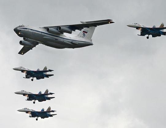 Как РФ проводит модернизацию своей транспортной авиации »