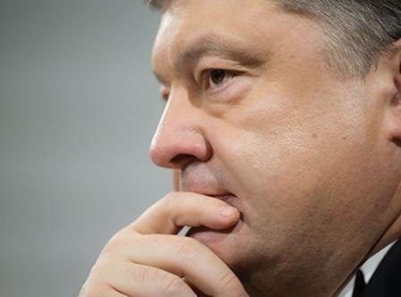 Порошенко подтвердил, что Киев не планирует отказываться от Донбасса »