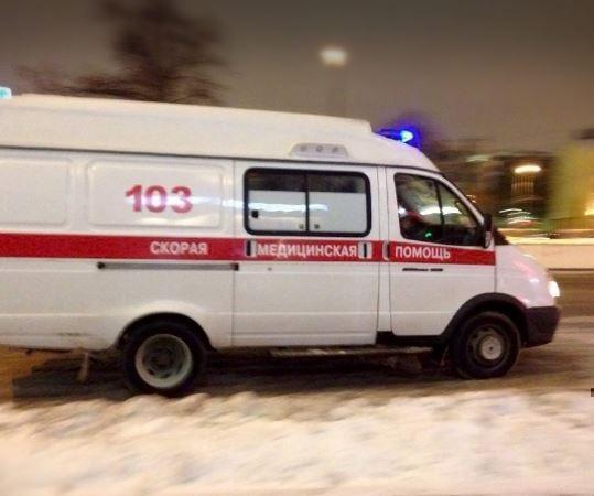 Женщина смогла выжить после падения с 14-го этажа в Москве »