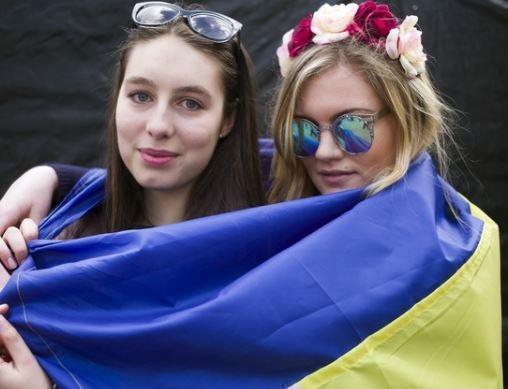 Украинцы-эмигранты: для Запада мы все еще страна «где-то в области Сибири» »