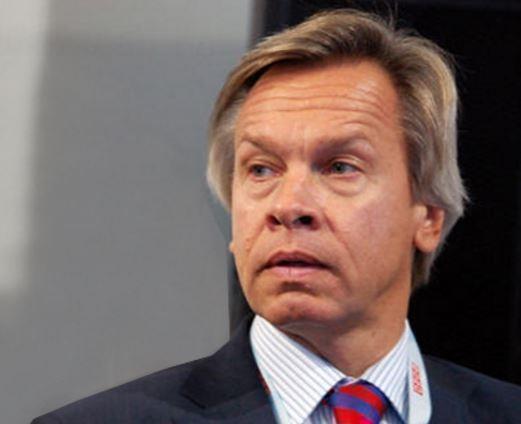 Пушков прокомментировал слова Порошенко о вступлении в НАТО »