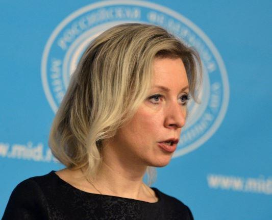 """Захарова посмеялась над представителями ОБСЕ, которые """"не заметили"""" танки ВСУ в Авдеевке »"""
