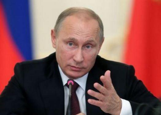 Путин рассказал, почему Киев обостряет ситуацию в Донбассе »