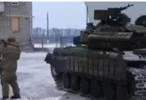 ОБСЕ подтвердила, что в Авдеевке есть украинские танки »