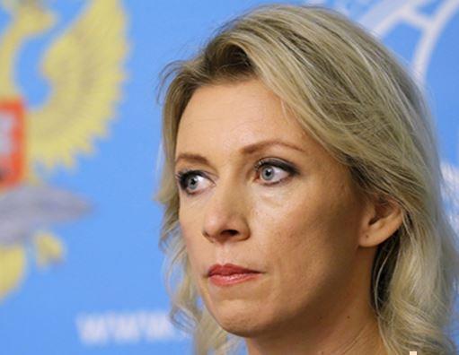 Захарова поведала о травле российской прессы Великобританией »