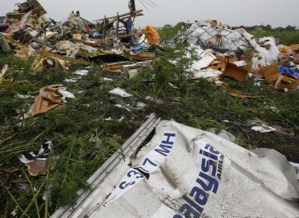 МИД: РФ готова помочь Нидерландам расшифровать данные по MH17 »