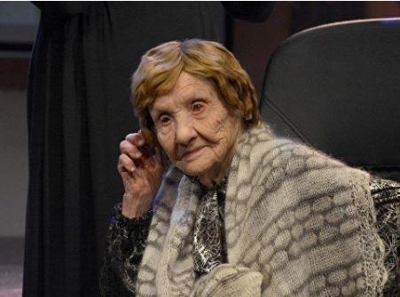 В Новосибирске умерла старейшая российская актриса »