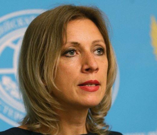 Захарова дала комментарии относительно розыгрыша пранкерами генсека НАТО »