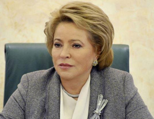 Матвиенко была шокирована зарплатой ивановских учителей в 7.000 рублей »
