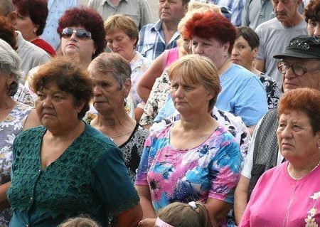 Ежегодное количество пенсионеров в россии