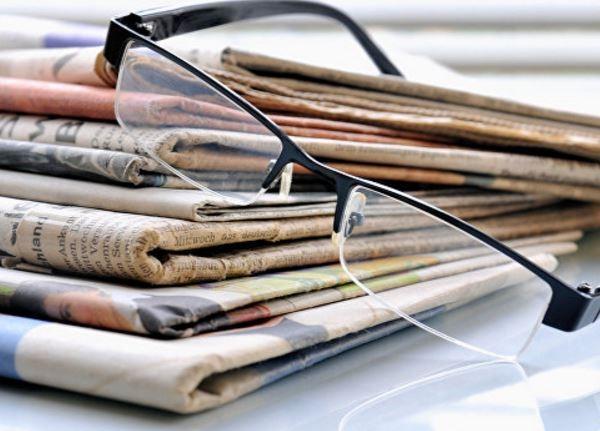 В Крыму начнется выпуск первой газеты на украинском языке »