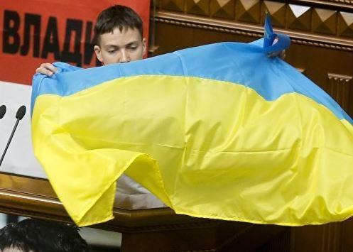 Савченко сообщила, что не хотела бы быть главой Украины »