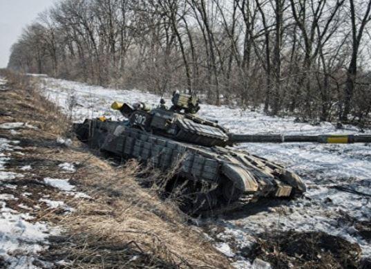 В ДНР сообщили, что Киев организовывает наступление по всему фронту в Донбассе »