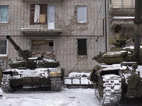Савченко рассказала, почему случилось обострение конфликта на юго-востоке Украины »