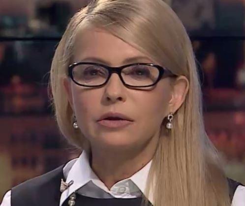 Тимошенко считает, что Донбассу необходимо военное положение »