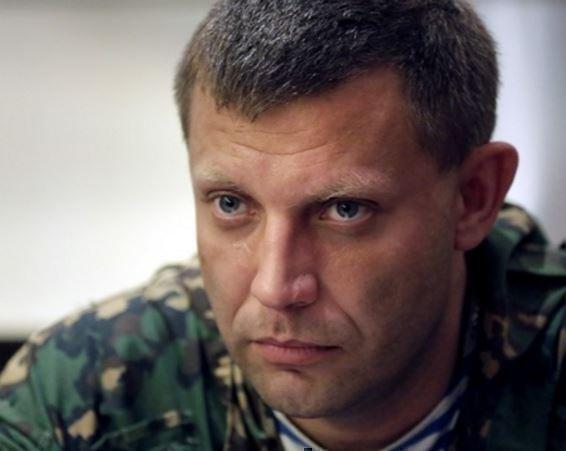 Глава ДНР прокомментировал шансы мирного разрешения ситуации в Донбассе »