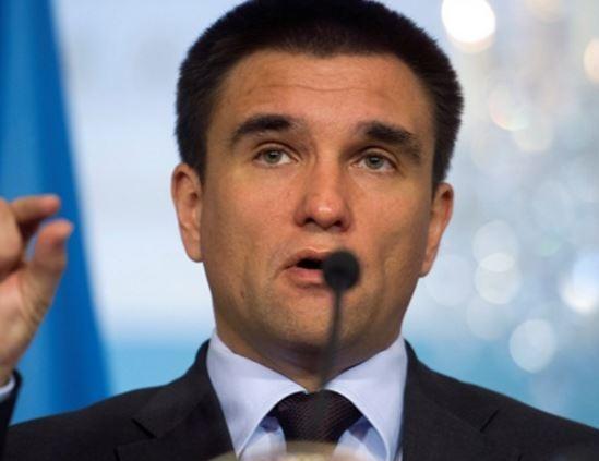 Глава МИД Украины посчитал беседу между Порошенко и Трампом «классной» »