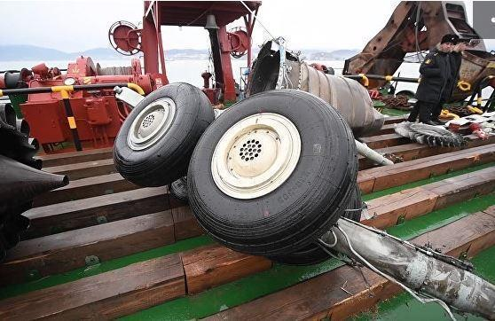 СМИ: эксперты сделали компьютерную модель трагического полета Ту-154 »