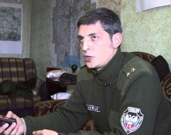 В ДНР сообщили, кто причастен к гибели Гиви »