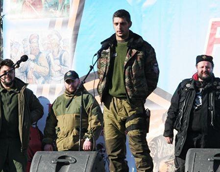 Украинские военные сожалеют о смерти Гиви »