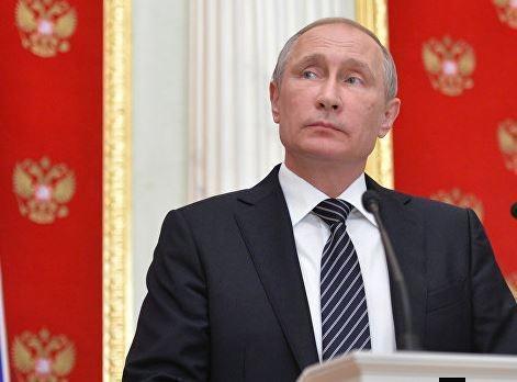 Путин убежден в неизбежности прекрасного будущего РФ »