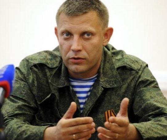 Захарченко рассказал когда пройдут похороны Гиви »