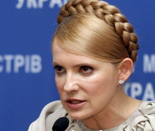 Тимошенко отреагировала на смерть Гиви »