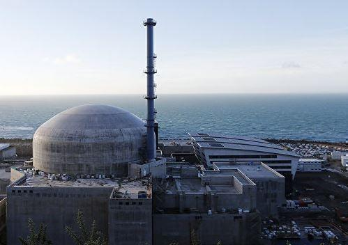 На АЭС во Франции произошел взрыв »