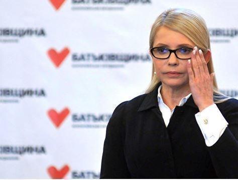 Тимошенко заявила, что не ждала встречи с Трампом около туалета »