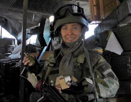 Соратница Яроша рассказала об убийстве Гиви и Моторолы украинскими спецслужбами »