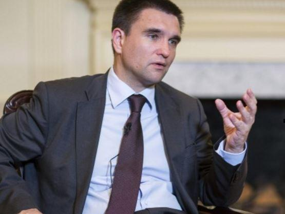 Климкин поведал детали телефонного разговора между Трампом и Порошенко »