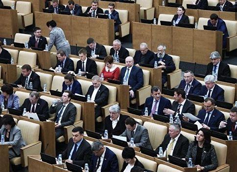 Спикер Госдумы поведал о недовольстве депутатов из-за нехватки воздуха »